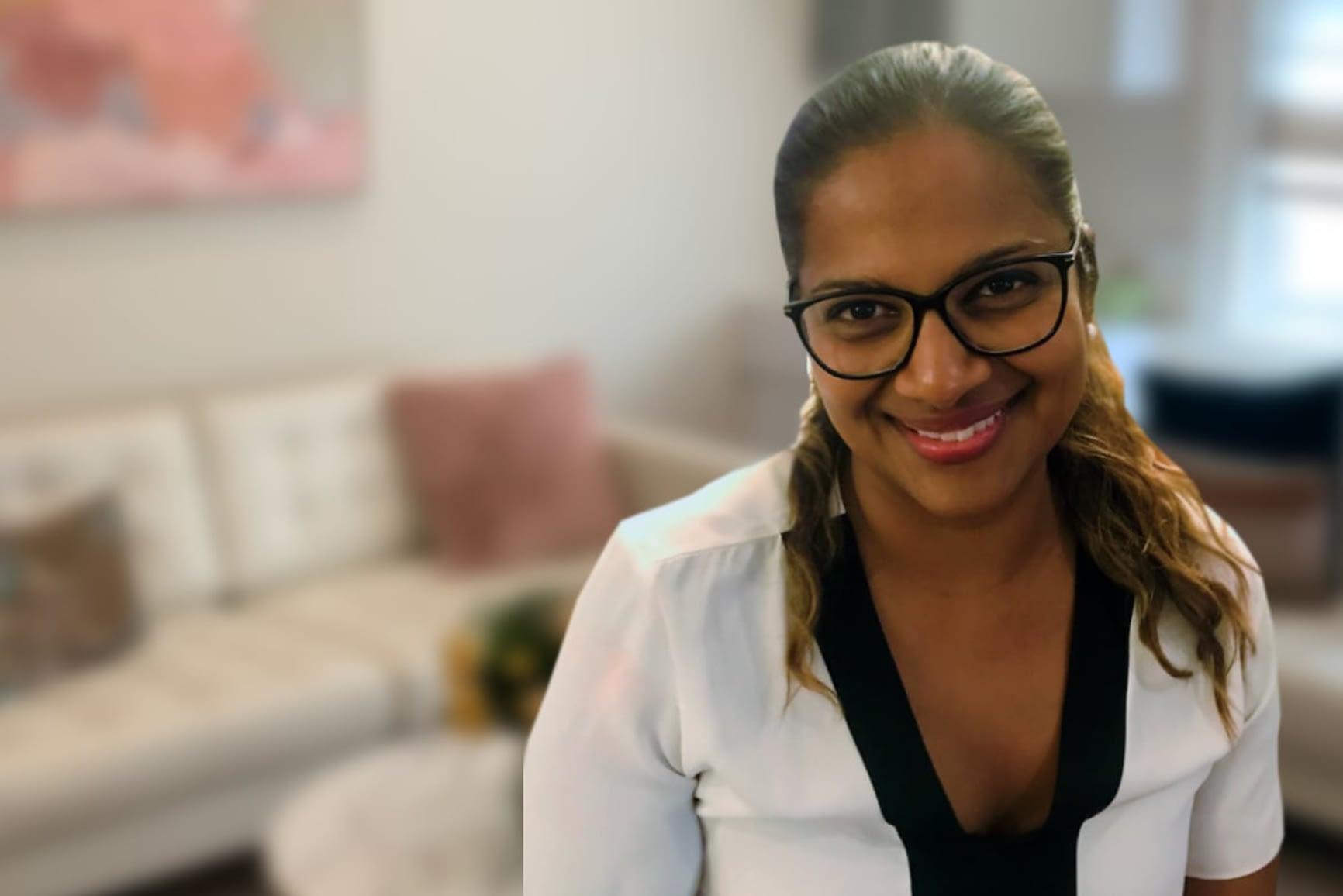 Dr Sunita Chelvanayagam | Women's Health GP Perth